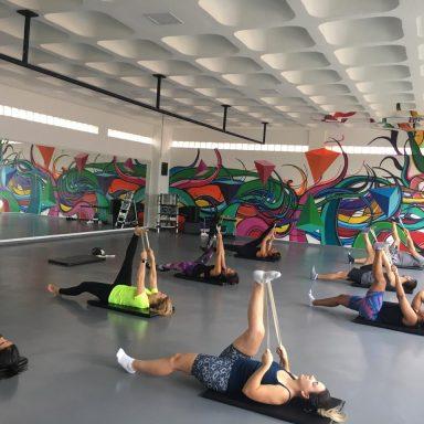 Aula De Flexibilidade